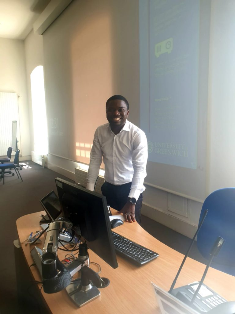 The Second Delay: Using Google Maps to assess geographical accessibility to critical maternal health services in an African megacity